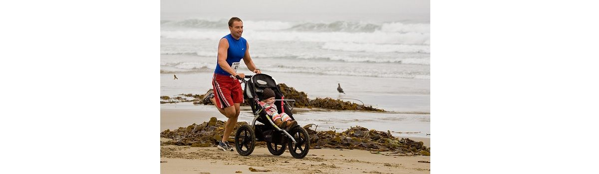 Headline for Best of Strollers - Jogging Strollers Top List and Reviews for 2015
