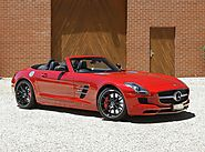 Mercedes-Benz SLS AMG Free HD Wallpaperss