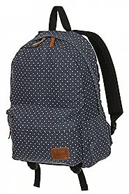 Black and White Polka Dot Backpack - Vans Womens Deana School Bag - Backpacks n BagsBackpacks n Bags