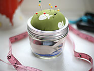 DIY: Mason Jar Sewing Kit - Momtastic
