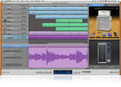 Audio Editing: Apple - GarageBand - Learn about Flex Time and other new features.