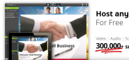 Free Web Conferencing Software, Free Online Meetings, Free Webinar Service Providers