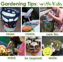 How to Garden with Kids: 18 Tips from It's Playtime!!!