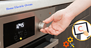 Self-cleaning Tips of Electrical Powered Ovens