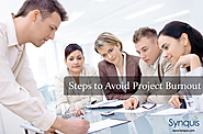 Steps to Avoid Project Burnout