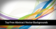 30 Awesome Free Abstract Vector Backgrounds of 2013