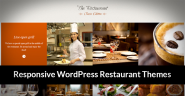 30 Beautiful Responsive WordPress Restaurant Themes Collection of 2013