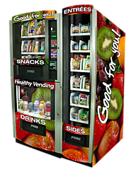 The Importance of Healthy Vending