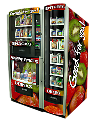 How Healthy Vending Machine is Revolutionizing Vending Business?
