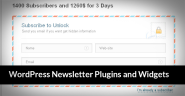25 Useful WordPress Newsletter Plugins and Widgets - WP Plugins