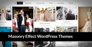 40 Amazing Masonry Effect WordPress Themes Collection of 2013