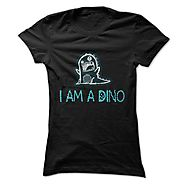 Funny Dinosaur T-Shirts For Adults