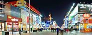 Expat shopping districts in Beijing
