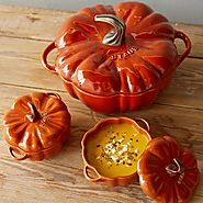 Staub Pumpkin Collection - Fall Favorite - Kitchen Things