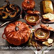 Fall Staub Pumpkin Collection