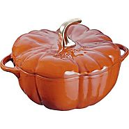 Staub Cocotte Pumpkin, Burnt Orange, 3.5 qt. - Burnt Orange