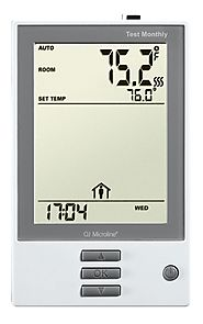 Intuitive Electric Floor Heat Thermostat - Warm Tile Floors