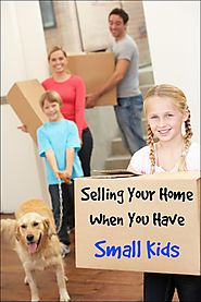 Selling Your House When You Have Kids - Mess for Less