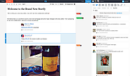 Storify - Create stories using social media. Storify is a social network service allowing users to create stories and...