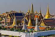 Grand Palace and Wat Prakeaw