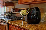 Avalon Bay ABAirfryer100B Airfryer in Black - Kitchen Things