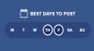 What Are the Best Times to Post on Social Media? [INFOGRAPHIC]