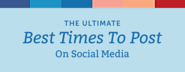 Best Times To Post On Social Media (What 10 Studies Say)