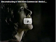 Deconstructing A TV Commercial: Media Literacy
