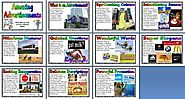 KS2 Literacy Resource - Features of Advertisements Texts Posters