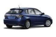 Best All-Wheel Drive: Subaru Impreza