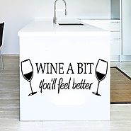 "Very clever ""Wine"" Quote"