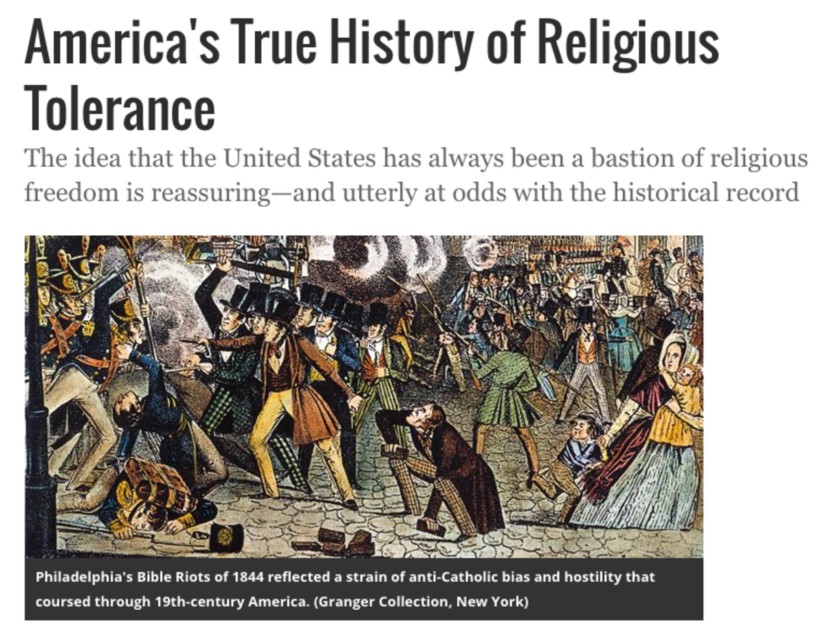 Headline for Roger Williams: The Exploration to Establish Rhode Island and Provide Religious Tolerance
