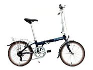 Dahon Speed D7 Folding Bike, Baltic, One Size