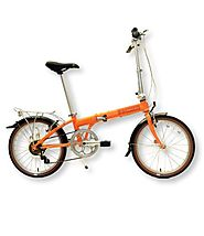 Dahon Speed D7 Folding Bike, One Size