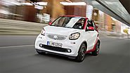 2016 Smart ForTwo Cabrio Unveiled