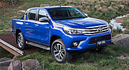 Can We Expect New Hilux in the Next Year?