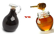 Yacon Syrup vs Honey Review ~ orderyacon.com
