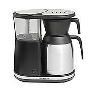 Bonavita BV1900TS 8 Cup Coffee Maker With Thermal Carafe (Black & Stainless)