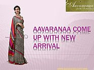 Latest designer sarees collections@aavaranaa