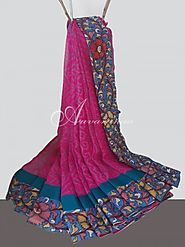 Latest Designer Sarees Collection - Aavaranaa