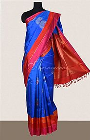 Buy Fashion Sarees Online in Chennai, South India