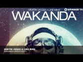 Dimitri Vegas & Like Mike - Wakanda (Radio Edit)