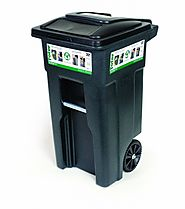 Best Outdoor Trash Cans, Recycling Bins, Container Carts Reviews