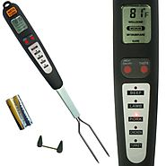 Best Instant Read Digital Cooking Food Probe Meat Thermometers Reviews