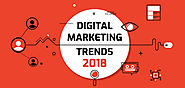 Top 7 Disruptive Digital Marketing Trends Of The Future