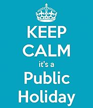 NSW Public Holidays 2016