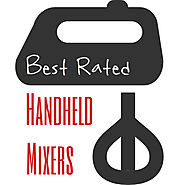 The Best Handheld Mixers Reviews Of 2015
