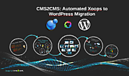 Automated Xoops to WordPress Migration