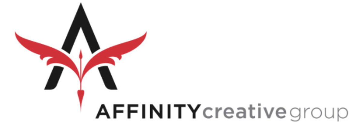 Headline for affinity-creative-group