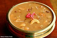 Cherupayar (Whole Green Gram) Payasam